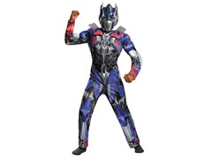 Optimus Prime Muscle Costume (Kids 4-12)