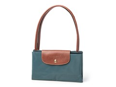 Longchamp Le Pliage Large Handbag, Blue