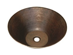 Copper Vessel Sink, Antigua
