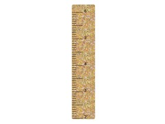 Peel & Stick Growth Chart - Volcano