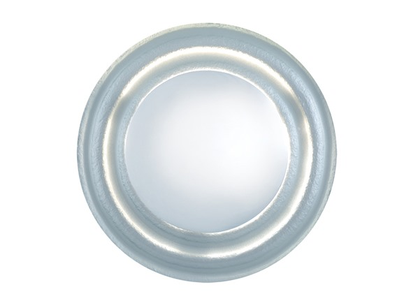 Lolli 1-Light Round Glass Wall Sconce