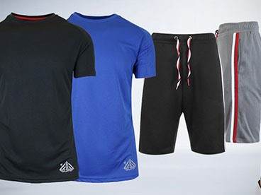 Men's Active Apparel by Harvic
