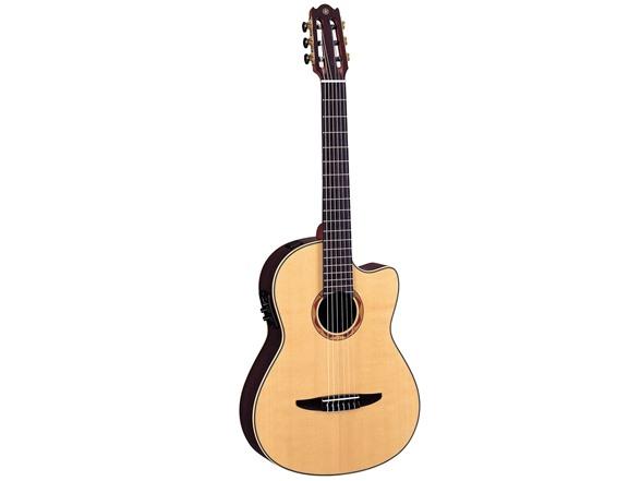 yamaha ncx2000r acoustic electric guitar. Black Bedroom Furniture Sets. Home Design Ideas