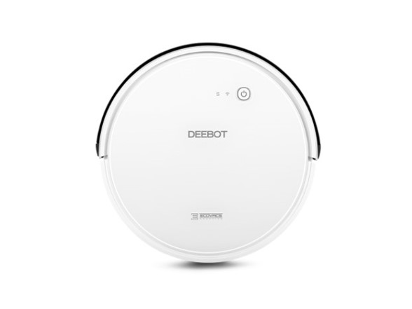 Ecovacs Deebot 600-RB Robotic Vacuum on sale