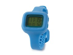 Understatement Blue Digital Watch