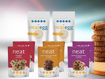 Neat Vegan Baking Mix Sampler (8)