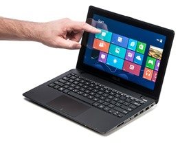 "Asus 11.6"" Touchscreen Dual-Core Laptop"