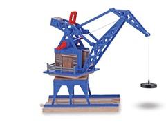 Swivel & Lift Magnetic Crane