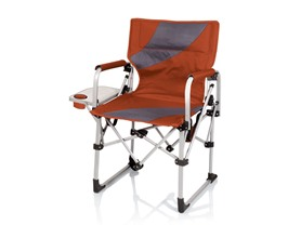 Picnic Time Meta Portable Folding Chair
