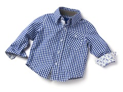 Toddler Oxford Shirts - 4 Colors