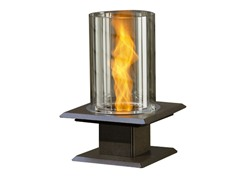 Allure Tabletop Gel Firepit  Sedona