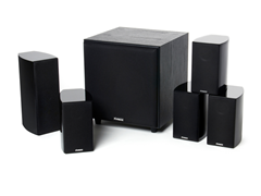 Pinnacle 700W 5.1 Speaker System MB9500+