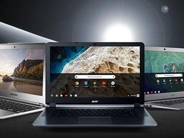 Chromebooks for your Chrome-Needs