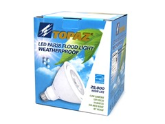 19-Watt, PAR38 Dimmable LED Bulb