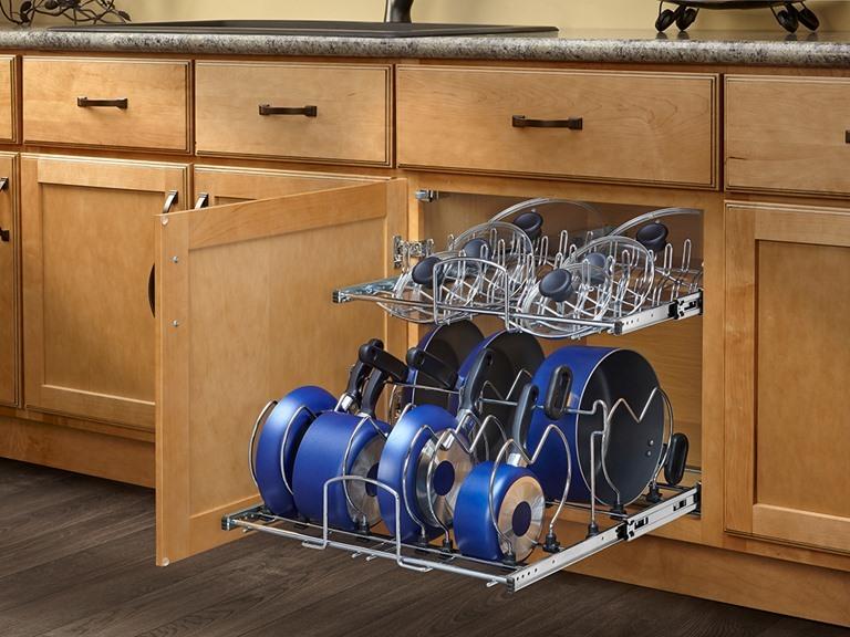 Rev-A-Shelf Kitchen Organization