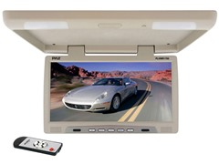 "17.5"" Flip Roof Mount Monitor w/ Remote"