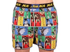 Batman 66 Comic Strip Boxer