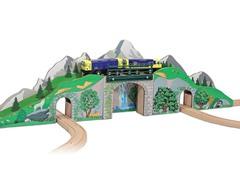 Mountain Bridge & Tunnel