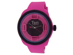 Ten Beats 3H Pink/ Black Watch