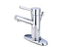 Concord Lavatory Faucet, Polished Chrome