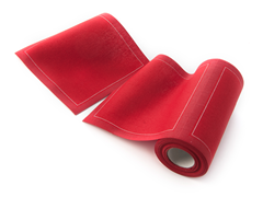 Red Cocktail Napkins 50-Ct
