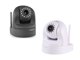 Foscam H.264 960p Pan/Tilt Wireless IP Camera