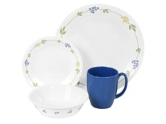 Corelle 16pc Set-Secret Garden