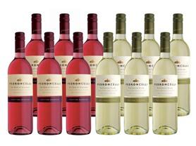 Pedroncelli Sauvignon Blanc & Rosé Case
