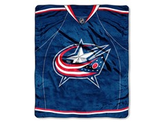 Columbus Blue Jackets Throw