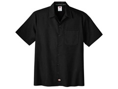 Short Sleeve, One-Pocket - Black (M)