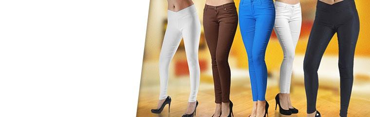 2-Packs of Ladies Pants