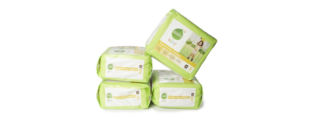Seventh Generation Stage 5 Diapers