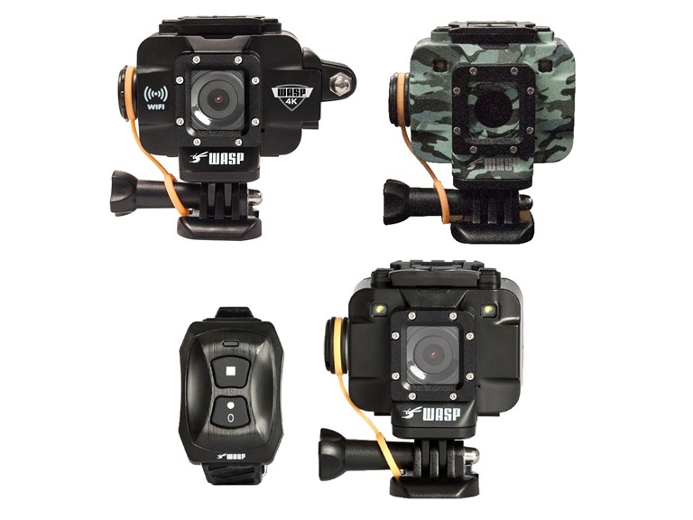 WASPcam Action Sports Camera - Your Choice