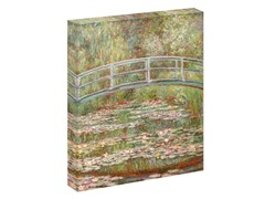 Monet Water Lily Pond, 1899 (2 Sizes)