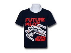 Future Pilot Toddler Tee (2T - 4T)