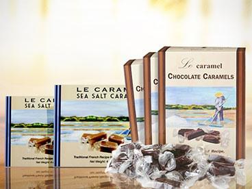 Le Caramel Caramel Sampler
