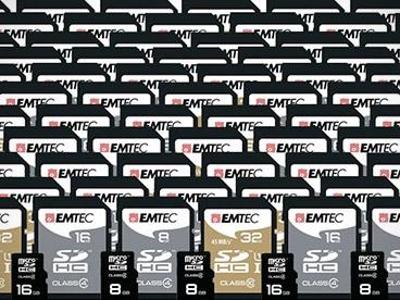 Emtec Memory Cards