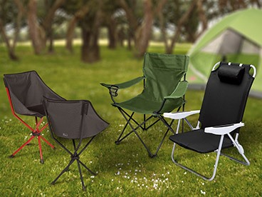 Beach and Camping Chairs