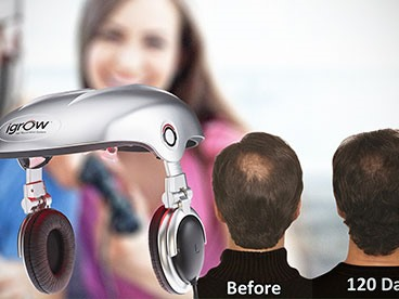 iGrow Laser Hair Growth System