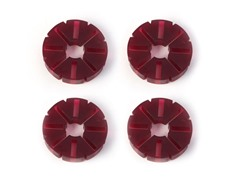 4pc Fragrance Disc Set: Sunkissed Berry