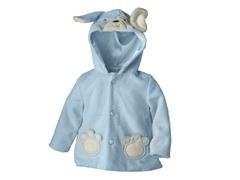Blue Bunny Sherpa Hoodie (6-12M)