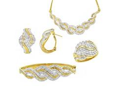 Diamond Set - Yellow