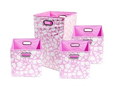 Pink Giraffe Bundle