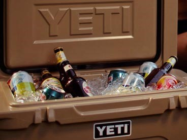Yeti Coolers, Tumbers, and Accessories