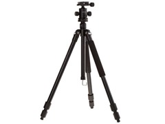 "57"" Aluminum 3-Section Camera Tripod"