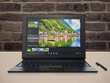 Lenovo ThinkPad X1 Detachable Laptops