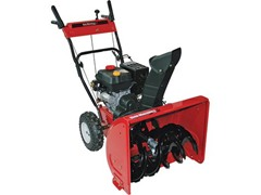 Yard Machines 24-Inch Snow Thrower