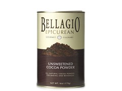 Bellagio Unsweetened Cocoa Powder