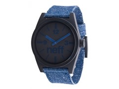 Daily Woven Watch - Denim