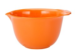 Zak Designs Preston Orange Batter Bowl